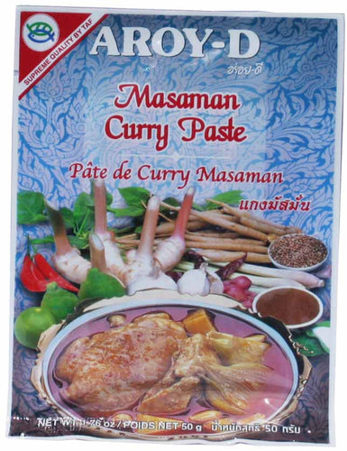 Massaman karry paste 50 g
