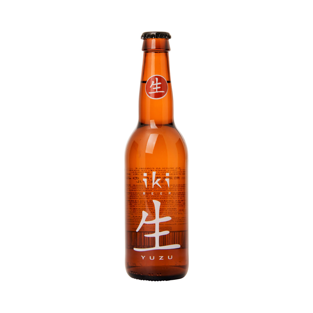 Yuzu beer Iki, 330 ml