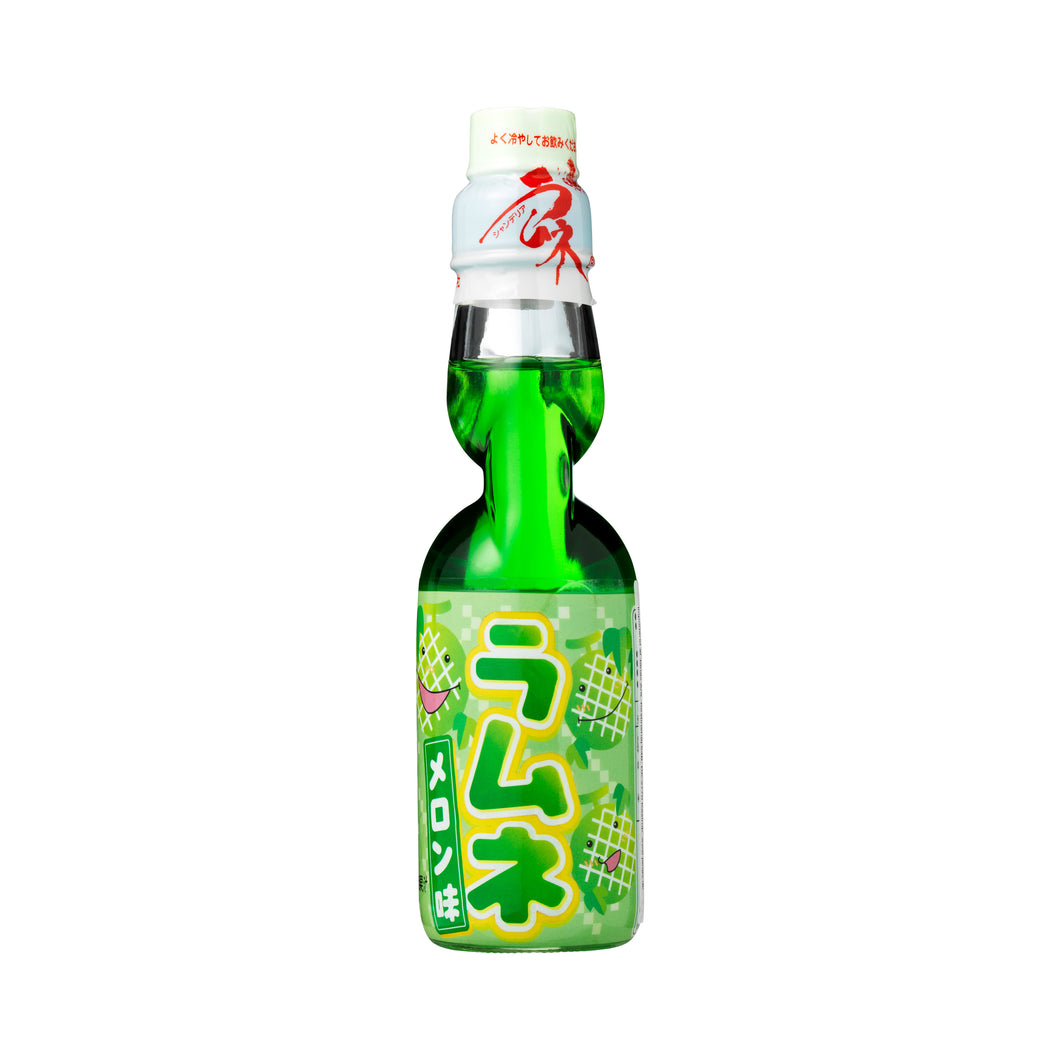 Japansk sodavand, melon 200 ml