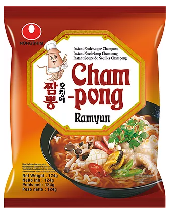 Instant nudelsuppe, Cham Pong ramen