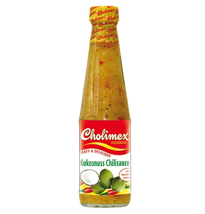Chili Sauce m. Kokos 250ml