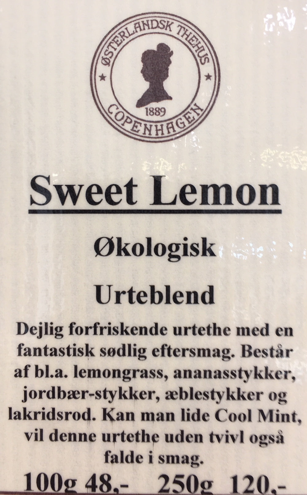 sweet Lemon 100 g