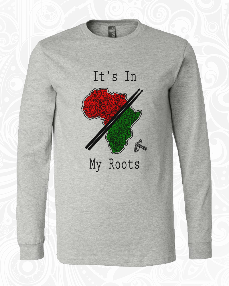 In My Roots 2 - Longsleeve