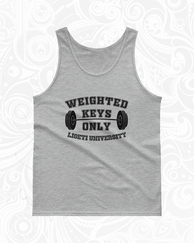 Weighted Keys Only (Customizable) - Tank