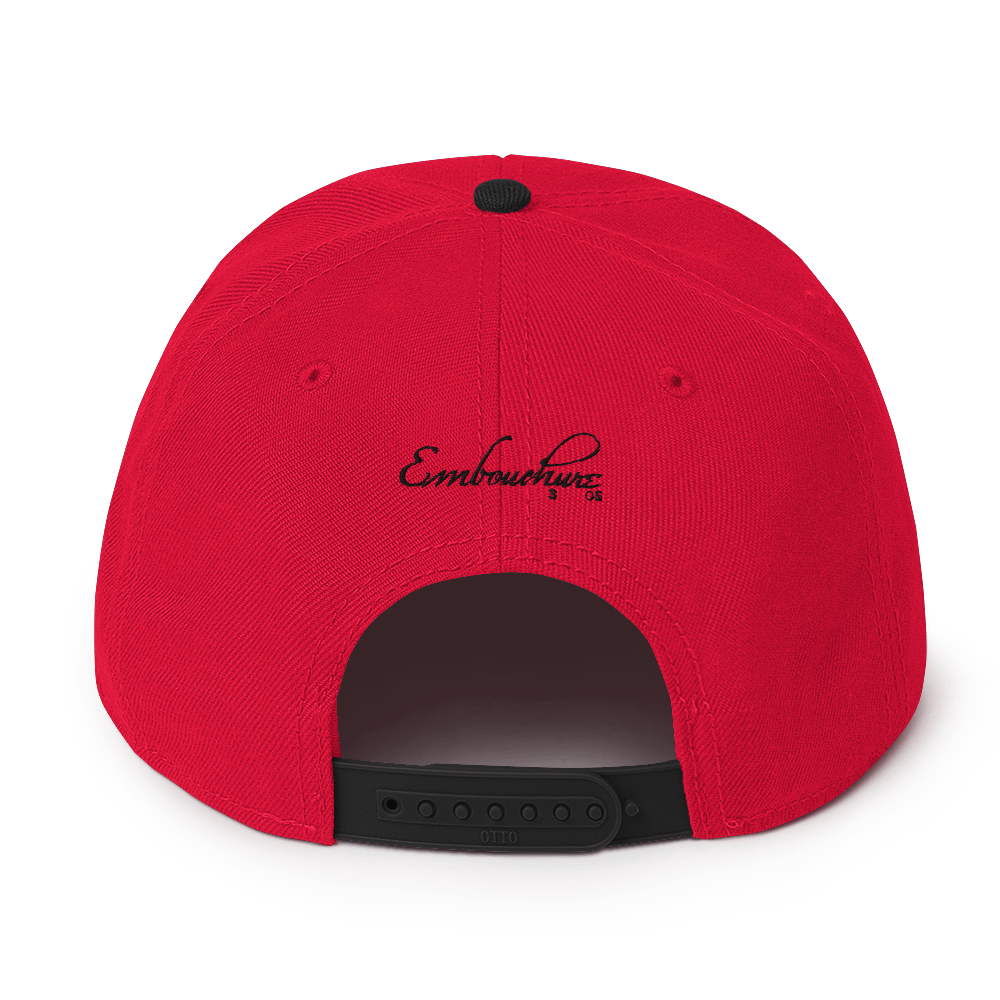 Entrepre(noir) Inverted - Snapback Hat