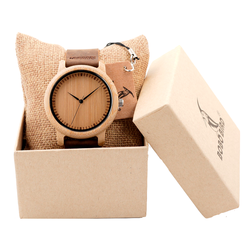 Bamboo, Watches - Frankley Store