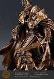 OGRM WOW World Of  Warcraft Lich King Arthas Menethil Bronze Statue Figure Handmade Sculpture Decorative
