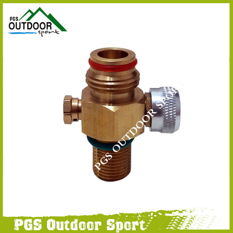 Paintball Co2 Tank on/off Valve for Replacement