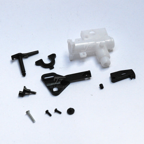 JJ Airsoft MP5 Hop Up Unit Set suitable for TM,JG,Cyma and etc. MP5 AEG Series
