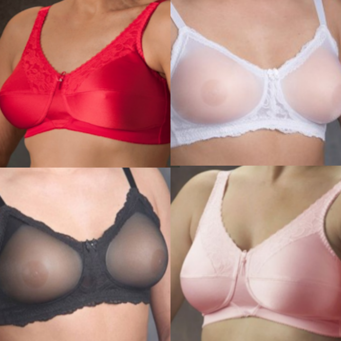 Bras for Breast Forms