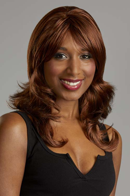 Incognito Tempest 290 Wig Copper