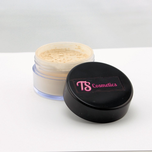 Trans Spa's  Finishing Powder