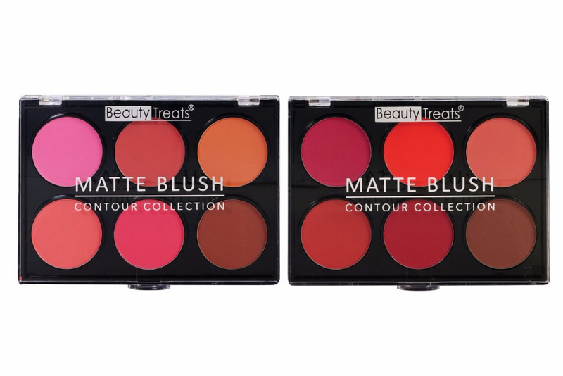 Matte Blush: Contour Collection