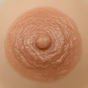 Divine Nipple Destini 70 in Light Cinnamon