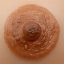 Divine Nipple Chocolate Color (Lola 50)