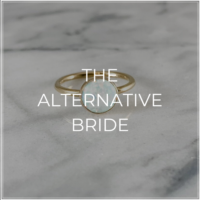 Rings for the Alternative Bride