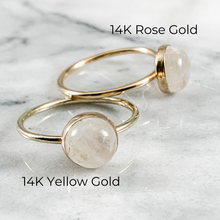 Load image into Gallery viewer, 14K Gold Stacking Rings