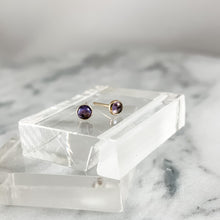 Load image into Gallery viewer, Chakra Gemstone Studs
