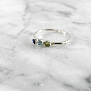 Add On Birthstone Ring