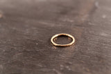 Thick 14K Gold Filled Stacking Ring Set 3+ RINGS