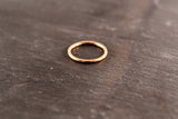 Thick Stacking Ring  ONE RING