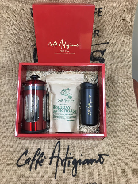 French Press & Tumbler Gift box - Limited Time Only