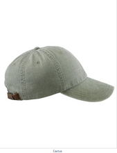 Raggy Patch Hat