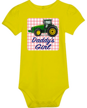 Daddy's Girl Bodysuit -Tractor