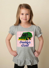 Daddy's Girl -Cotton Picker