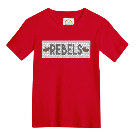 Rebels Faux Smocked Shirt