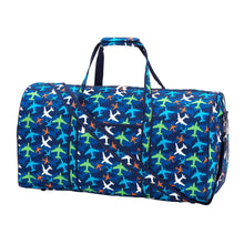 Take Flight Monogrammed Duffel Bag