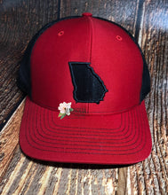 State of Georgia Hat-Filled