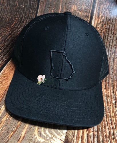 State of Georgia Hat-Outline