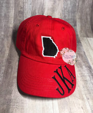 Georgia Monogram Hat