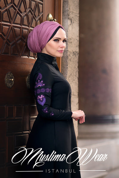Muslima Wear Mehendi Dress