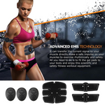 Abs toning belt - Stimulate your abs to get faster results