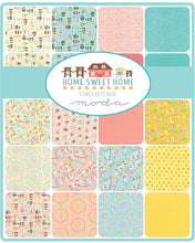 Home Sweet Home Mini Charm Pack