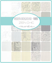 Modern Background Paper - Silver White