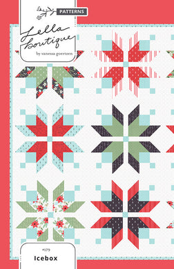 Icebox Quilt Pattern