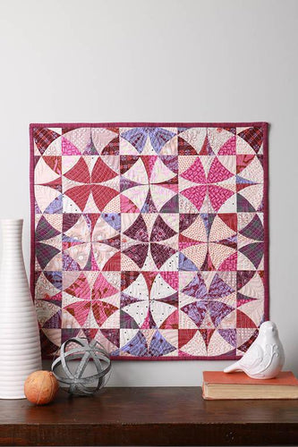 Mini Country Quilt Pattern