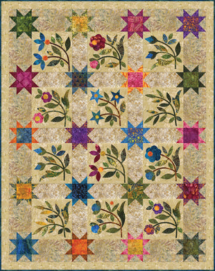 Spring Sprouts Quilt Pattern