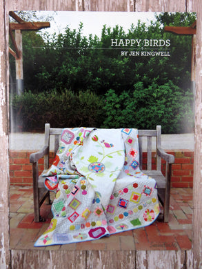 Happy Birds Quilt Pattern