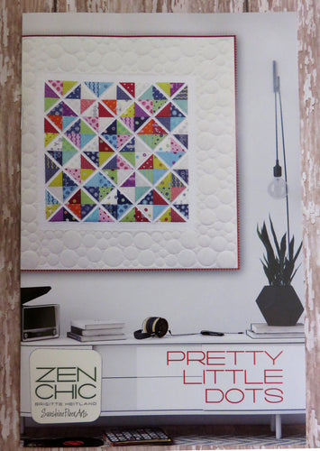 Pretty Little Dots Quilt Pattern
