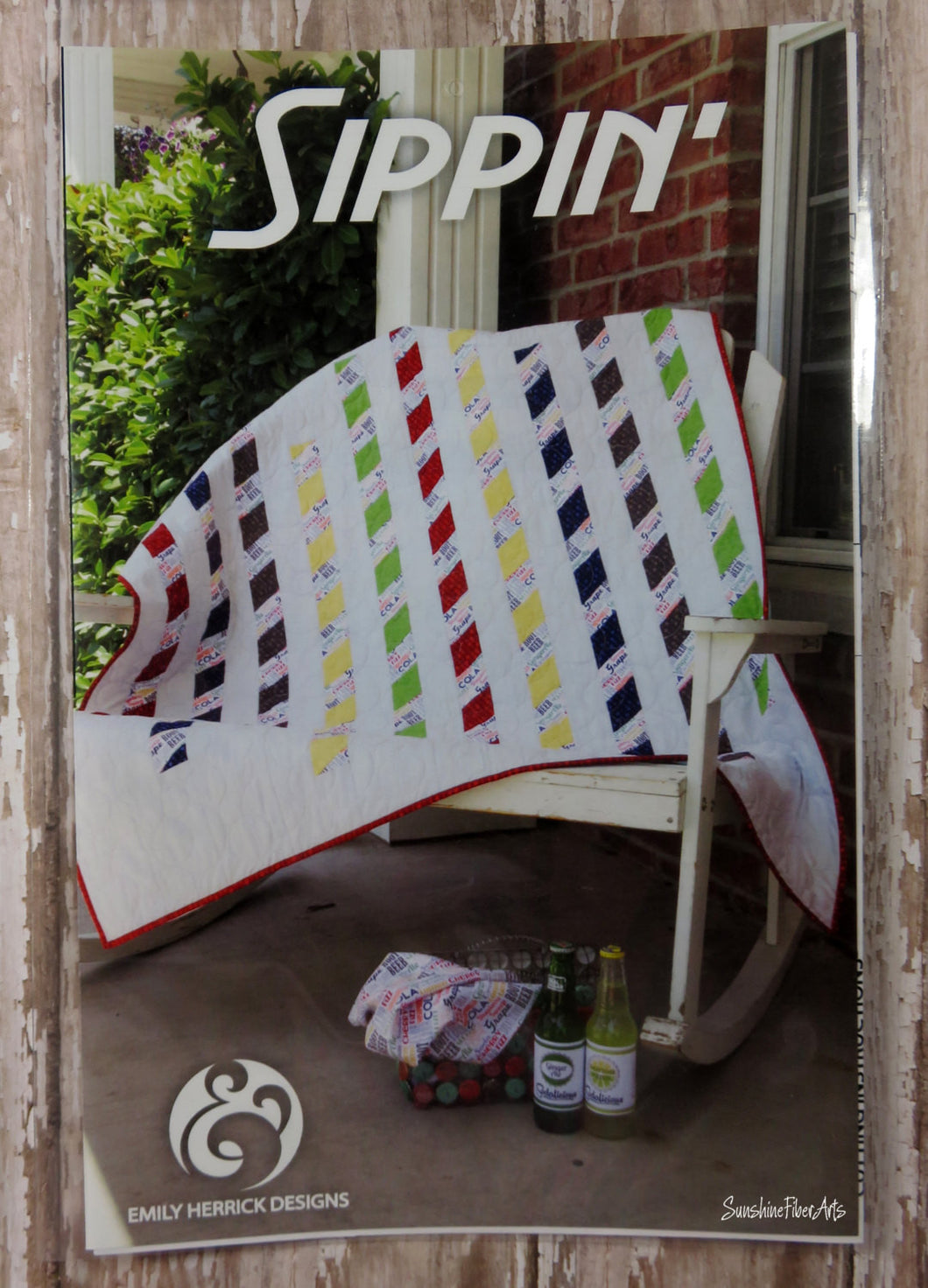Sippin' Quilt Pattern