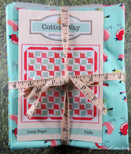 Lazy Days Quilt Kit