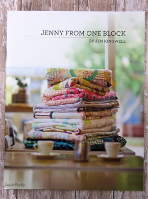 Jenny From One Block Quilt Pattern