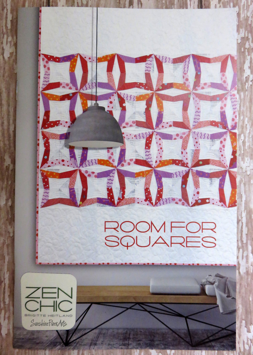 Room for Squares Quilt Pattern
