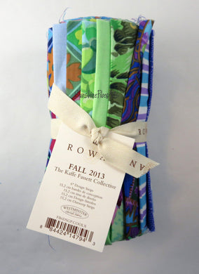 Fall 2013 Design Strip Cool - Kaffe Fassett Collective - Rowan - 20 pieces - 6