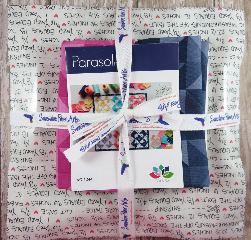 Parasol Mini Quilt Kit