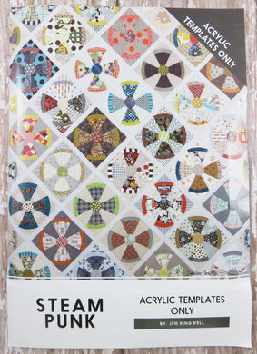Steam Punk Quilt Acrylic Templates